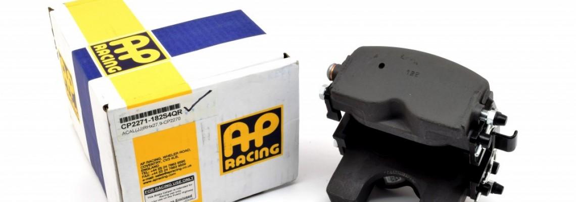 FULL RANGE OF AP RACING DISKS IN STOCK