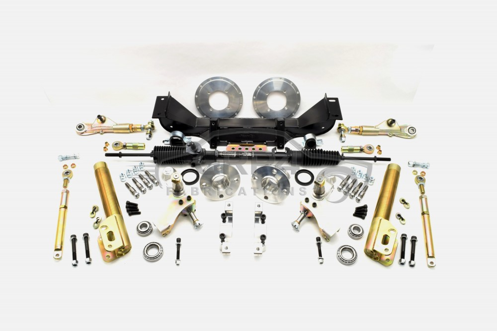 GRP4 MODULAR WRC SUSPENSION KIT (COMPRESSION) Modular front suspension kit