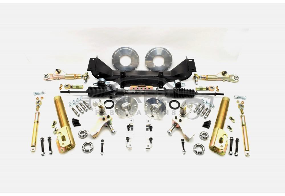 Modular front suspension kit