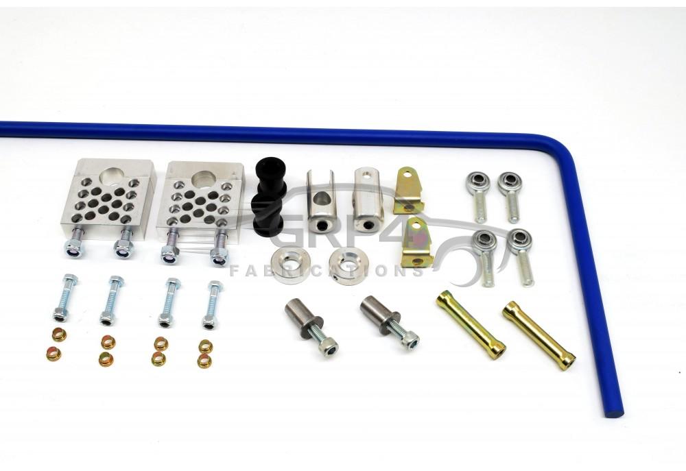 Rear anti roll bar kit